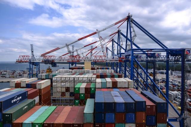 Głębokowodny terminal DCT Gdańsk od kilku dni należy do nowych właścicieli
