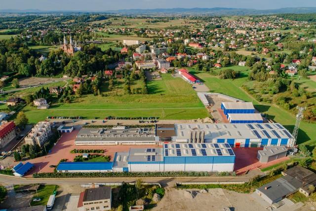 Firma działa w Krośnie, Jedliczu i w węgierskim Miskolcu. Czy poszerzy swoją działalność także na Jasło?