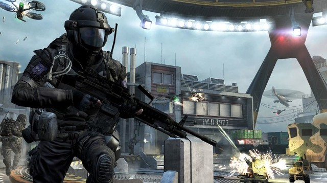 Call of Duty: Black Ops IICall of Duty: Black Ops II. Muzyka i scenariusz