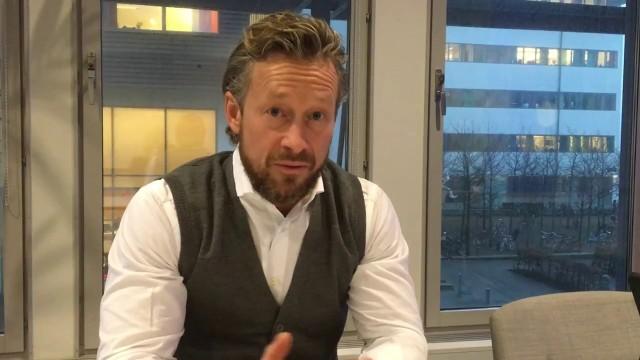 Lars Kry, dyrektor generalny Sigma IT Consulting AB