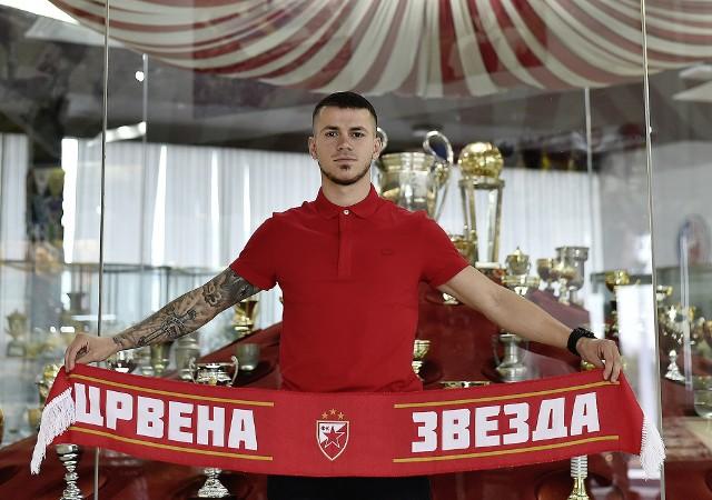 Srdan Spiridonovic już został zaprezentowany w Belgradzie.