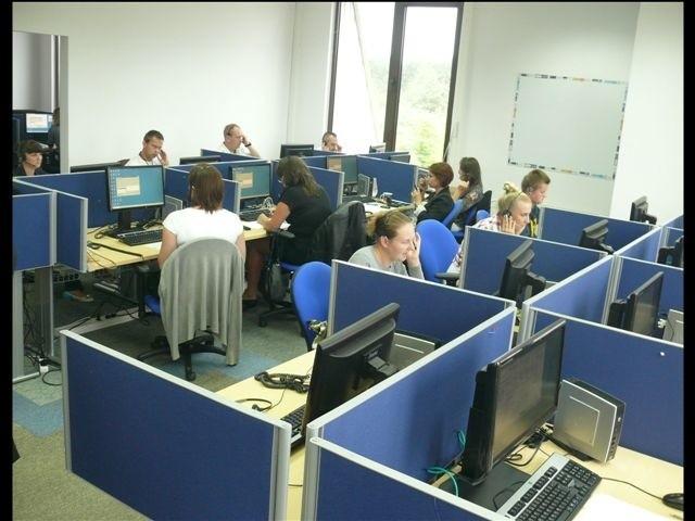W tej chwili w ostrowieckim oddziale Netii pracuje blisko 150 osób.