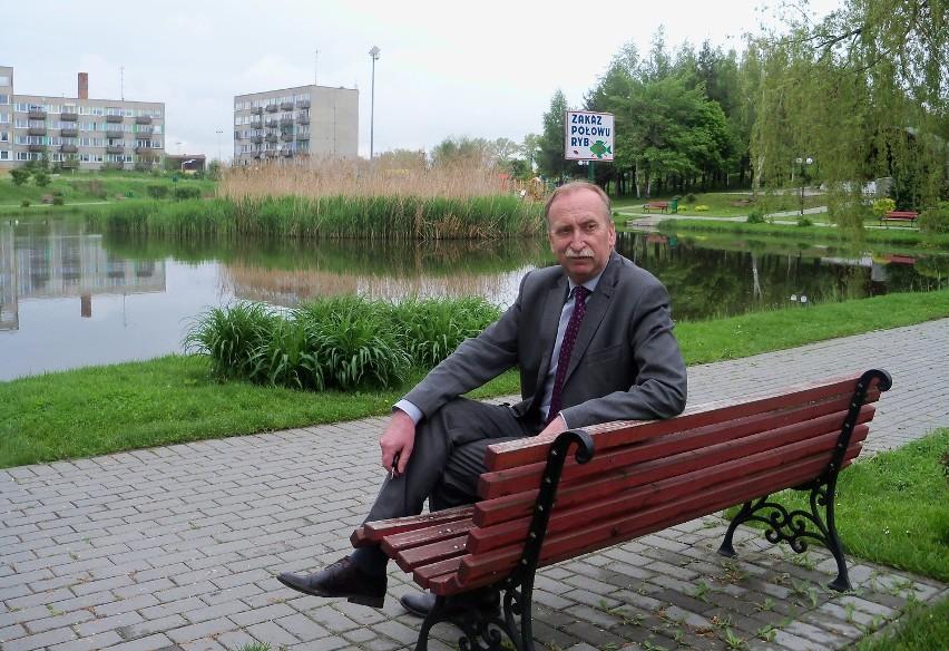Burmistrz Jan Woźniak: - To nie ekspansja, ani tym bardziej zabór. Nie robimy niczego wbrew woli mieszkańców, nie zagarniemy czegoś, co nie nasze. Chodzi o to tylko, by wszystkim żyło się lepiej.