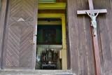 Zobacz jedną z najstarszych cerkwi w Bieszczadach [ZDJĘCIA]