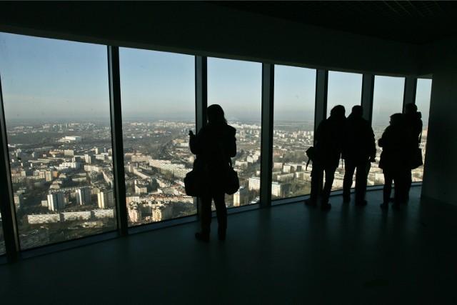 Punkt widokowy na Sky Tower