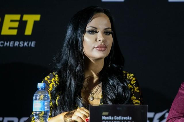 Wynik walki Godlewska - Linkiewicz. Kto wygrał to starcie w ringu? [WYNIKI FAME MMA 3 30.03.2019]