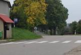 Wypadek w Węsiorach. Samochód potrącił 63-latka czekającego na przystanku