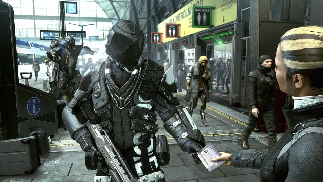 Deus Ex: Rozłam LudzkościDeus Ex: Rozłam Ludzkości