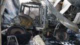 Fiedorowizna. W pożarze garażu rolnik stracił wszystkie maszyny. Ruszyła zbiórka pieniędzy na portalu Zrzutka.pl (zdjęcia)