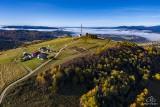 Beskidy z lotu ptaka. Zobacz niesamowite ZDJĘCIA złotej polskiej jesieni