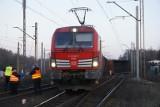 Poznań: Wykoleił się pociąg towarowy na stacji Poznań - Kiekrz. Ruch był wstrzymany