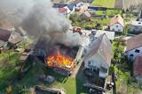 Rodzina z Niemodlina w pożarze straciła dorobek życia. Ruszyła akcja pomocy