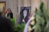 Pogrzeb Jana Targowskiego wieloletniego dziennikarza Radia Łódź