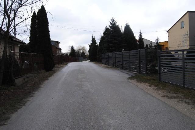 W ulicy Tęczowej we Włoszczowie powstanie wodociąg oraz kanalizacja sanitarna.