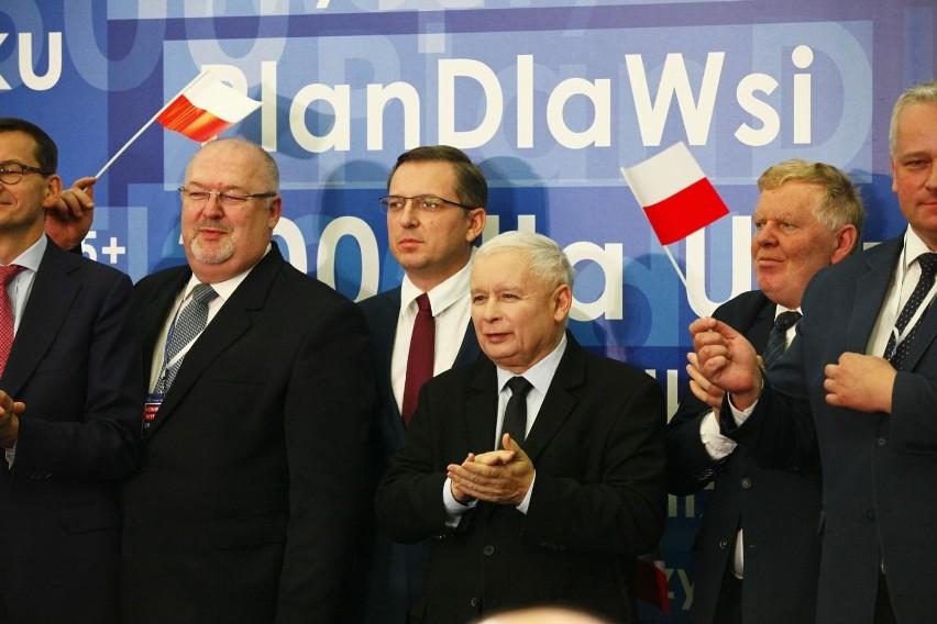 Jarosław Kaczyński: Doprowadzimy reformę sądownictwa do końca