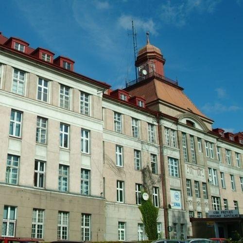 Szpital w Słupsku