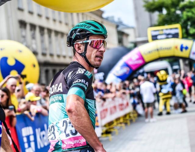 3.08.2019 krakow start tour de pologne kolarstwo kolarze wycig 1. etap krakow krakow maciej bodnar  bora hansgrohefot. sylwia dabrowa / polska press