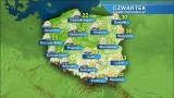 Prognoza pogody na 8 lipca. W czwartek pogodnie tylko na wschodzie. Poza tym deszcz i burze