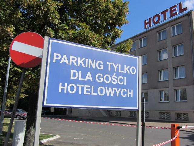 Taxi spór na Naramowicach