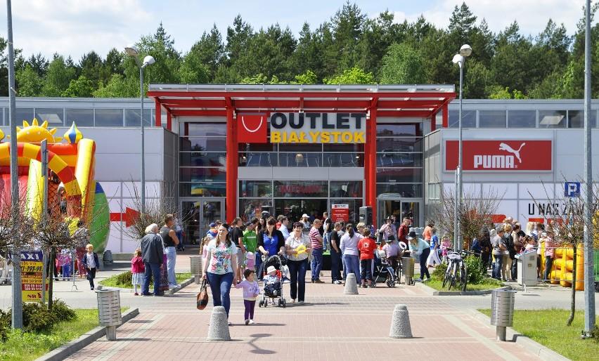 Outlet Białystok się powiększa. Natalia Siwiec będzie na...