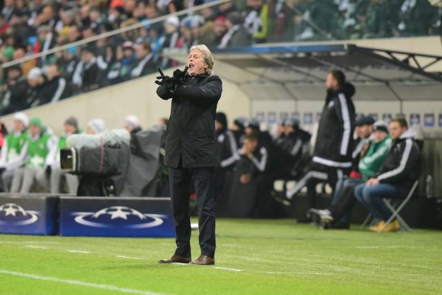 Jorge Jesus w przeszłości prowadził również Sporting Lizbona, gdy ten walczył z Legią Warszawa w Lidze Mistrzów