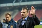 Polska - Ukraina. Andrij Szewczenko przed meczem: Cieszymy się, że będziemy mogli zagrać z mocną drużyną