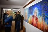 Wystawa Malarstwa Krystyny Joanny Szymańskiej w Galerii Pod Aniołem w Radomiu (ZDJĘCIA)