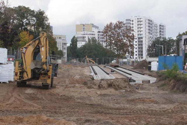 Mimo mniejszych wpływów do budżetu miasta z powodu pandemii, takie inwestycje jak budowa trasy tramwajowej na Naramowice nie są zagrożone.