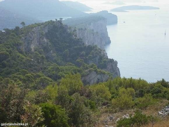 Przede wszystkim Zatoki Telasica i wysp Kornati