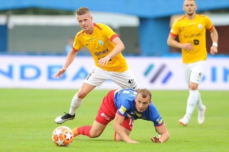 Jesienią Odra przegrała ze Stomilem 0-1. Teraz uległa 2-4.