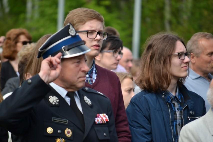 Rocznica wyzwolenia niemieckiego obozu Stutthof [ZDJĘCIA]