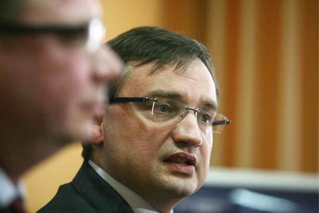 Zbigniew Ziobro w Katowicach