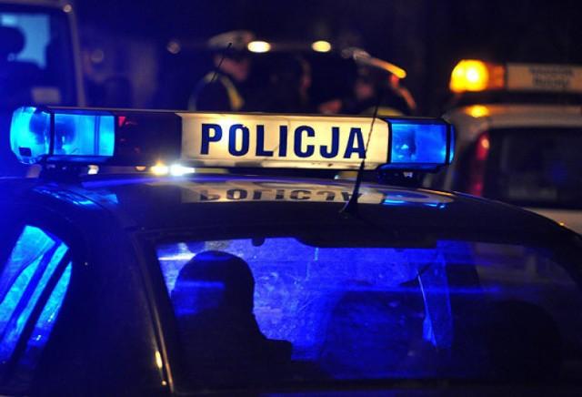 Straszy mężczyzna wyszedł z domu w nocy. Policja szybko jednak odnalazła zaginionego.