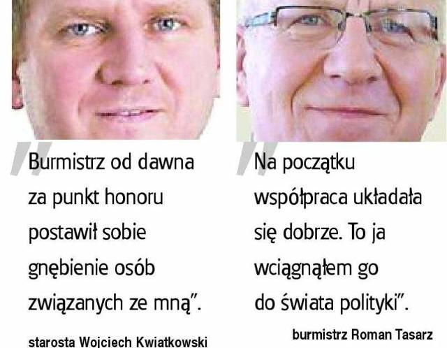 Burmistrz ujawnia nagrania z politycznymi targami w Golubiu-Dobrzyniu.