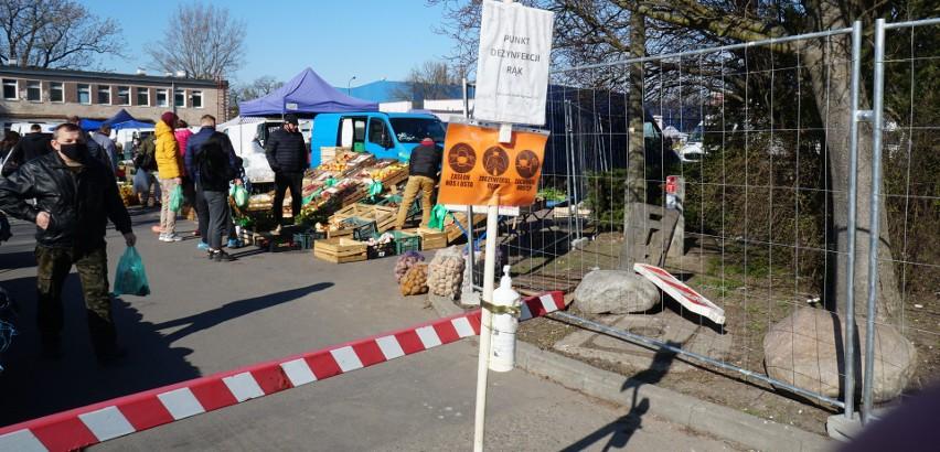 Mieszkańcy Gorzowa lubią robić zakupy na targowiskach. Dużą...