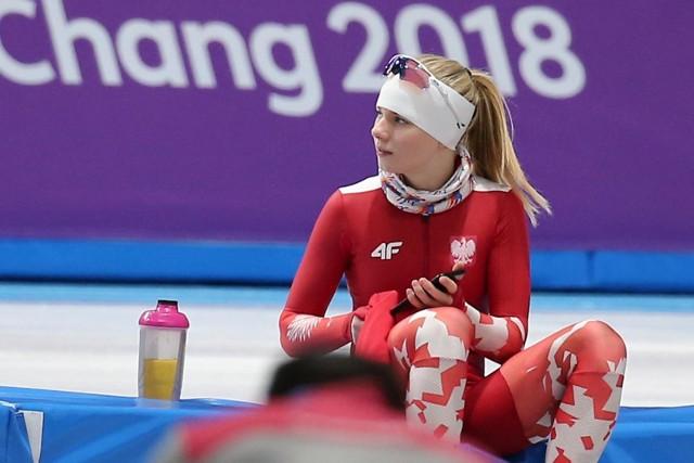 Igrzyska w Pjongczangu były pierwszymi dla niespełna 18-letniej Karoliny Bosiek.