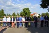 Wyremontowana droga w Jaworówce. To wspólna inicjatywa powiatu białostockiego i gminy Dobrzyniewo Duże