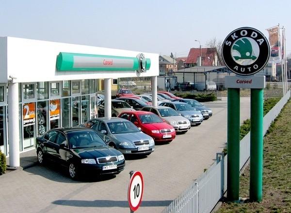 Skoda umocniła się na pozycji lidera polskiego rynku.