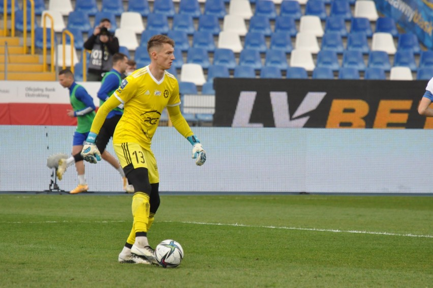 Po zmianie trenera wydawało się, że to Michał Gliwa wróci...