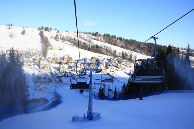 Stacja Narciarska Suche Ski Poronin - sprawdź warunki i pogodę
