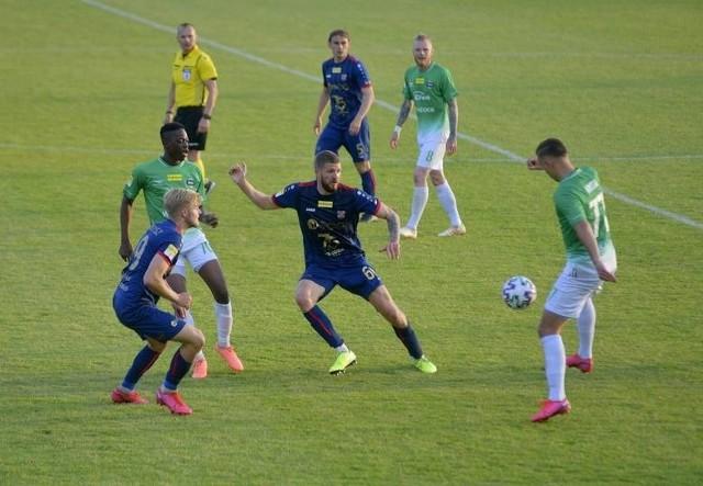 Przyjrzeliśmy się bliżej postawie Odry Opole w zremisowanym 0-0 meczu 23. kolejki Fortuna 1 Ligi z Radomiakiem Radom. Zobaczcie, jakie rzeczy najmocniej przykuły naszą uwagę w grze opolskiego zespołu.