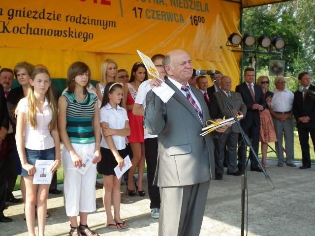 Henryk Bednarczyk zaprezentował cztery nowe wydawnictwa