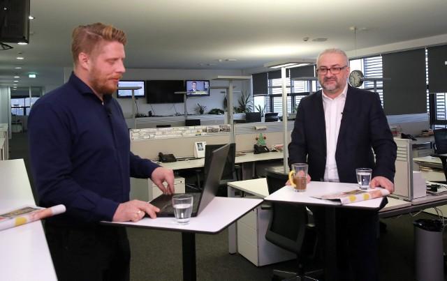 Henryk Mercik: Po 100-leciu powstań śląskich zostanie pociąg oklejony złotą folią. @Zachodni Gości polityka Śląskiej Partii Regionalnej