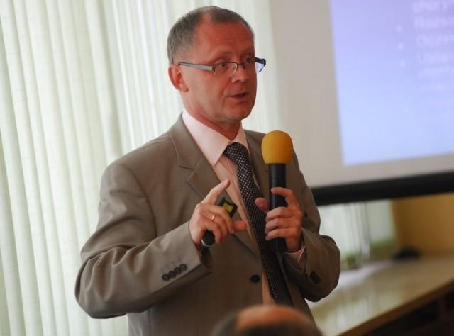Klub Radnych MN chce, by Roman Kolek był wicemarszałkiem województwa.
