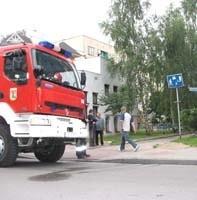 Czy któregoś dnia straż pożarna znowu pojawi się przy 1 Maja 3?