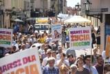 Marsz dla życia i Rodziny w Toruniu. Przyszły tłumy [zdjęcia]