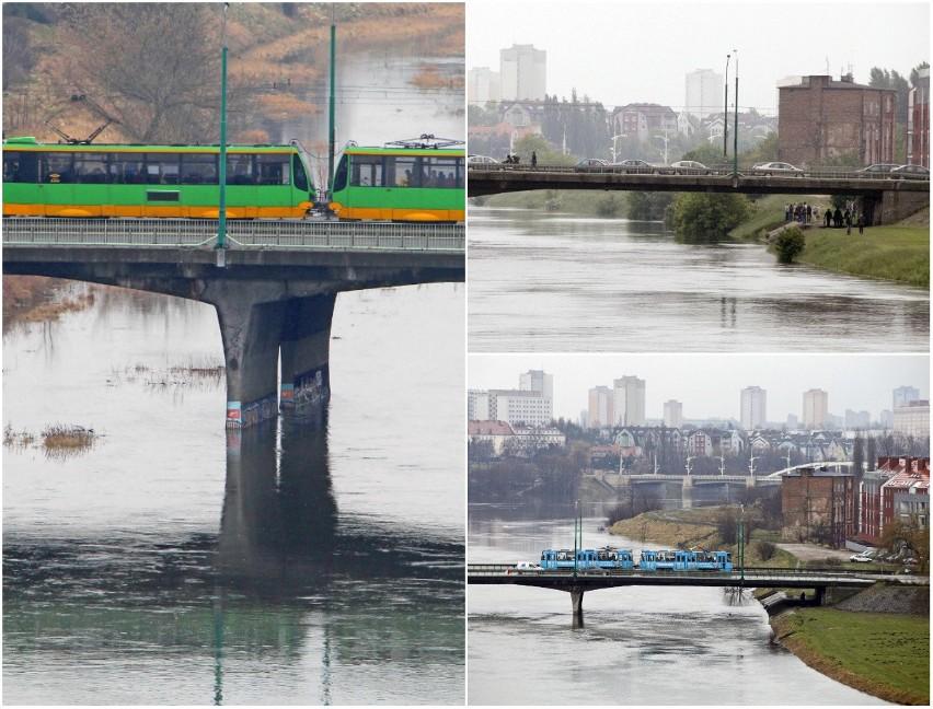 Zobacz też: Wysoki poziom Warty i Cybiny w Poznaniu. Wartostrada zalana [ZDJĘCIA]