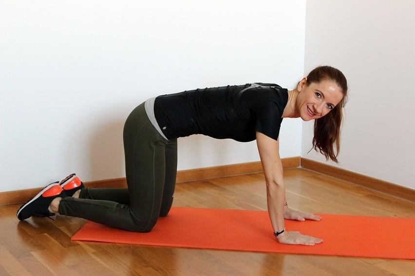 Ćwiczenia odchudzające można stosować też w domu. Pomogą w pozbuciu się zbędnych kilogramów