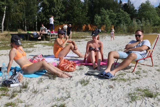 Jezioro Piaseczno należy do najczystszych jezior w kraju