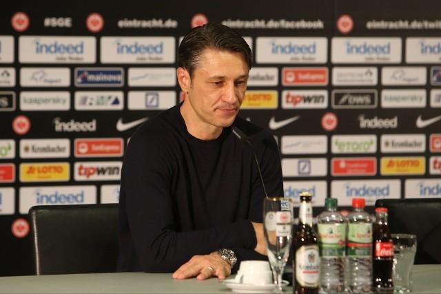 Niko Kovac nie jest już trenerem Bayernu.